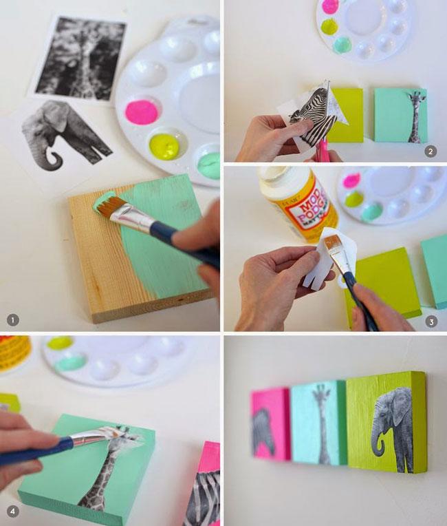 Manualidades recicladas para decorar el cuarto ecolog a hoy for Como decorar tu cuarto con manualidades