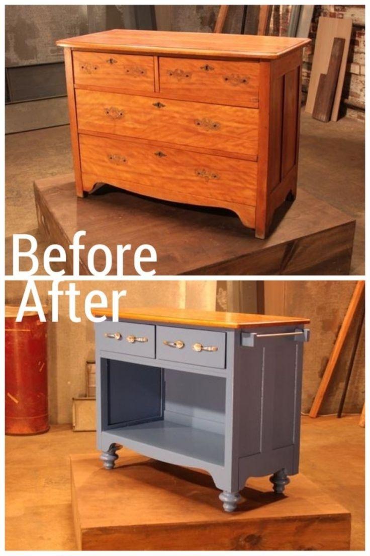 Muebles De Reciclaje Ideas Creativas Para Reciclar Muebles Viejos  # Muebles Bidones