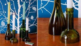 ecologíacandelabro-botella