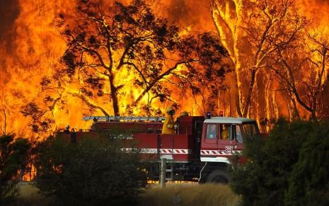 incendio forestalaust