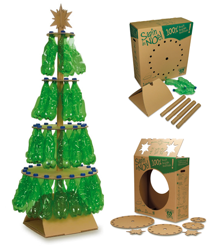 Ideas Navideas recicladas Cmo decorar Navidad con objetos