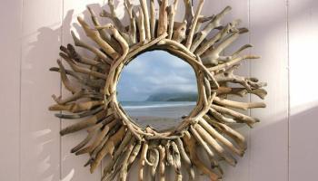 espejosMarco-playero-con-palos-de-madera-vieja