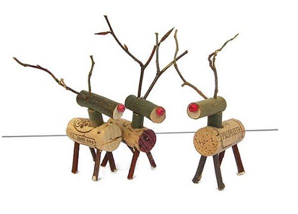 Ideas navide as recicladas c mo decorar navidad con - Adornos navidenos con material reciclado para ninos ...