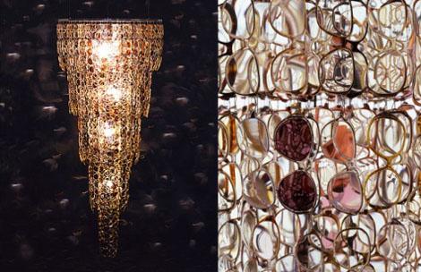 Lámpara-hecha-con-gafas