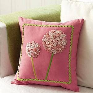 almohadon decorado