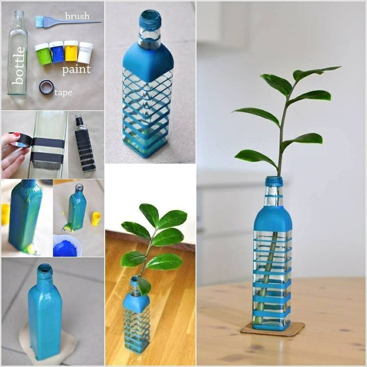 Ideas creativas para reciclar vidrio usos del vidrio for Botellas de cristal ikea