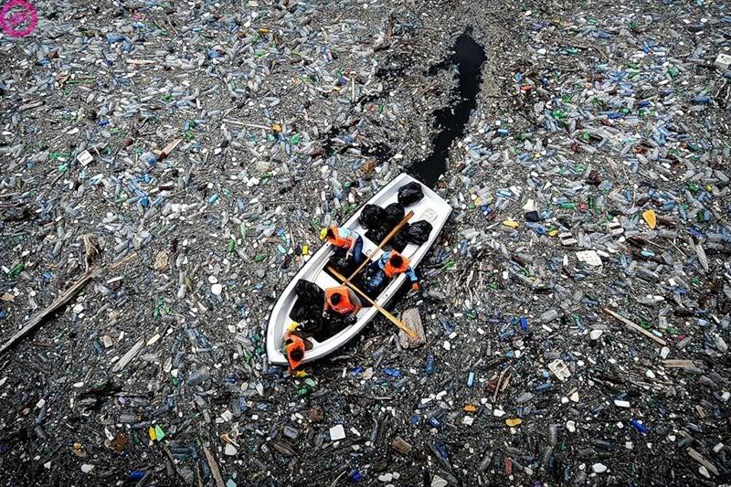 Isla-plástico