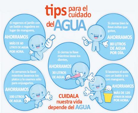 tips agua