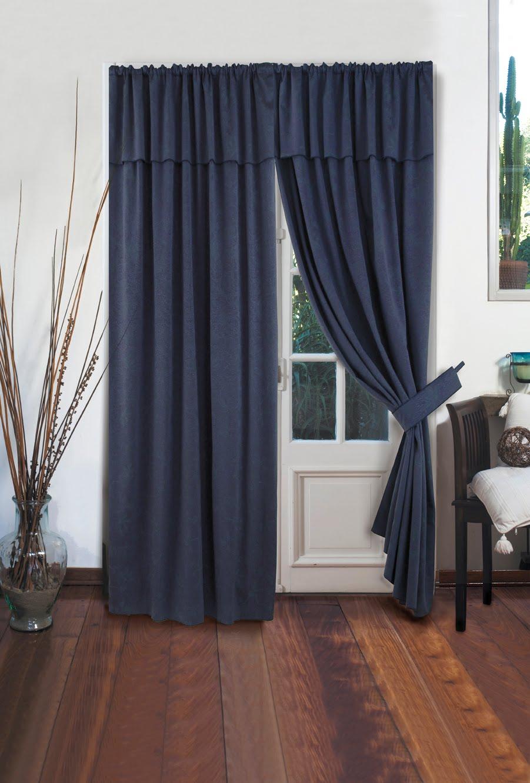 C mo hacer cortinas reciclando los jeans viejos ecolog a hoy for Ganchos para cortinas de tela