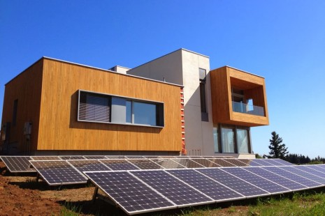 Casa ecologica de Holt's Architecture, La Karuna House