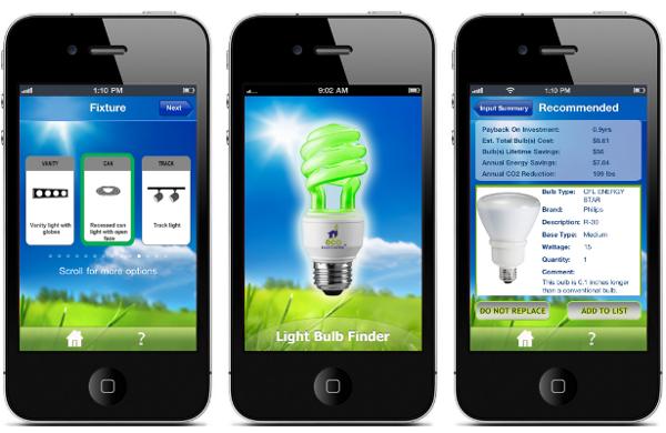 Light-Bulb-Finder-iPhone-App