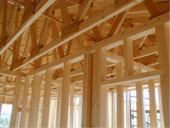 Ideas de viviendas ecol gicas para cuidar al medioambiente eco casas ecolog a hoy - Construir una casa de madera ...