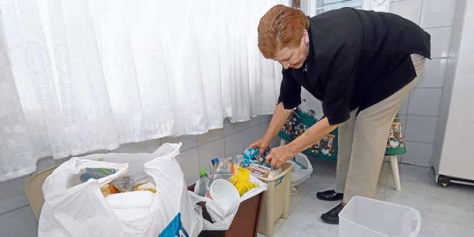 Resultado de imagen para reciclando en hogares imagenes