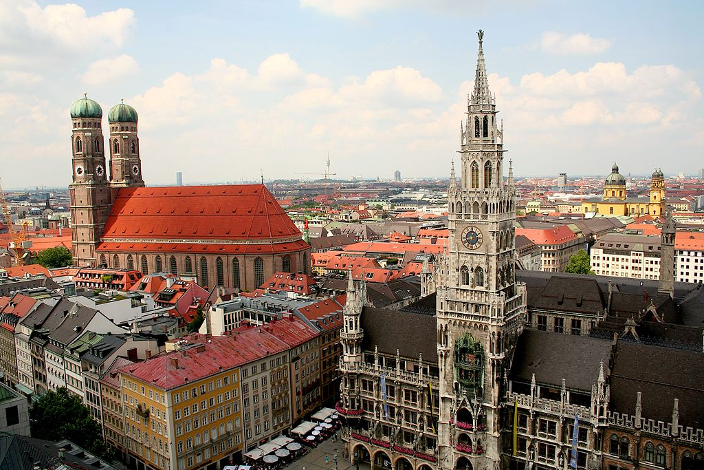 Vista-panoramica-de-Munich