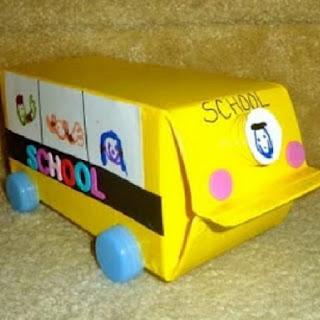 transporteideas divertidas para reciclar cajas de leche93