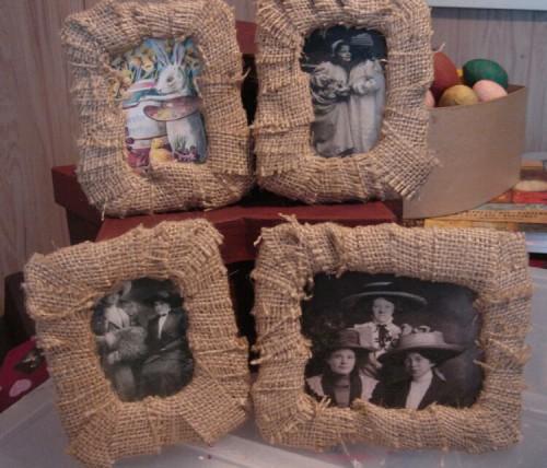 regalosPortarretratos-artesanales-hechos-con-arpillera