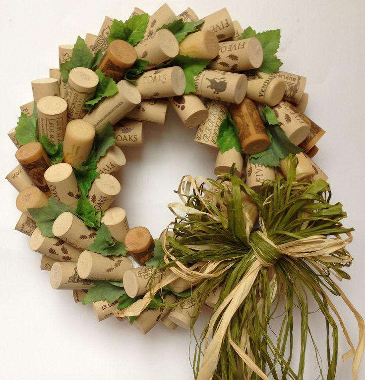 Cmo hacer una corona de navidad reciclando cosas Ideas ecolgicas