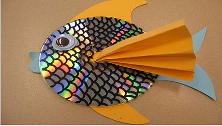 movilreciclaje-un-lindo-pececito-con-cds
