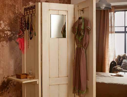 66 ideas originales ventanas y puertas recicladas - Puertas de biombo ...