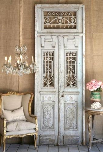 66 ideas originales ventanas y puertas recicladas - Puertas originales ...
