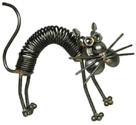 metalArte Reciclado, Esculturas en Metal2