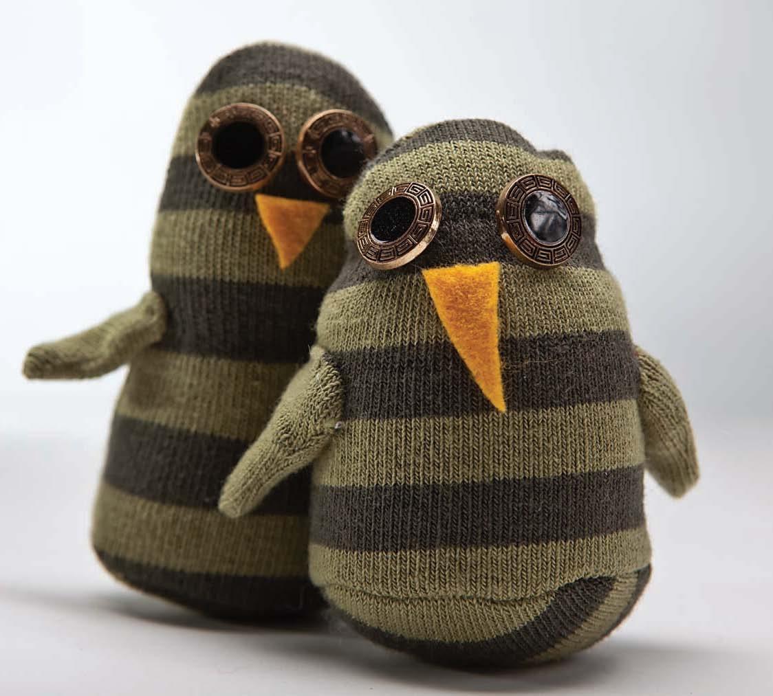 mediasSimpaticos-pinguinos-hechos-con-calcetines