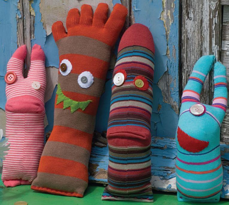 mediasdivertidos-monstruos-hechos-de-calcetines