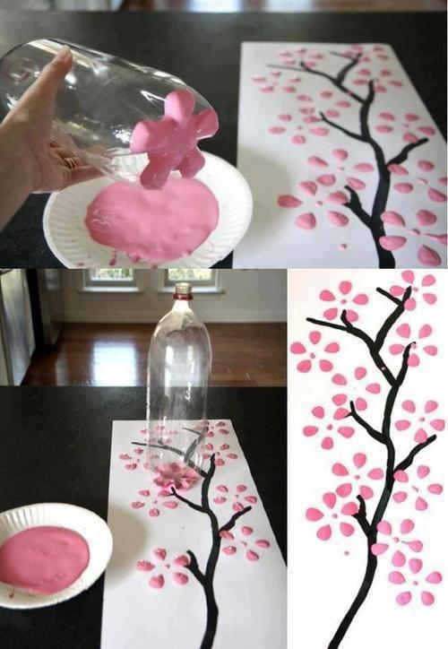Ideas para hacer adornos con reciclaje para decoraci n for Decoracion casa jovenes