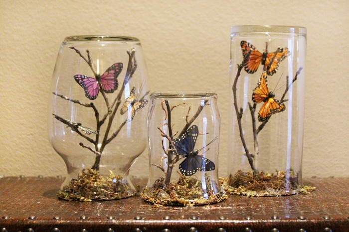 Ideas para hacer adornos con reciclaje para decoraci n for Productos para el hogar y decoracion