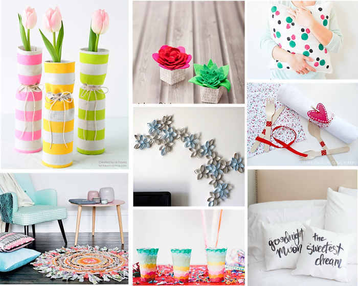 Ideas para hacer adornos con reciclaje para decoraci n ecolog a hoy - Manualidades hogar decoracion ...