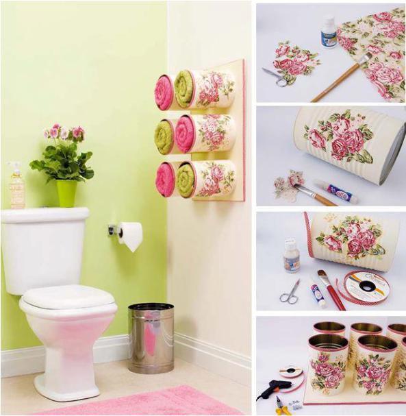 Ideas de decoración con cosas recicladas para decorar la casa ...