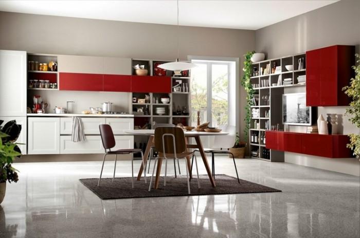 imagenes-de-cocinas-diseno-moderno-rojos