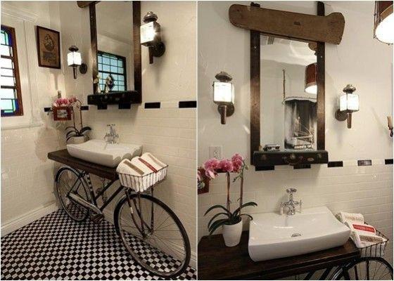 mueble-para-baño-con-bicicleta