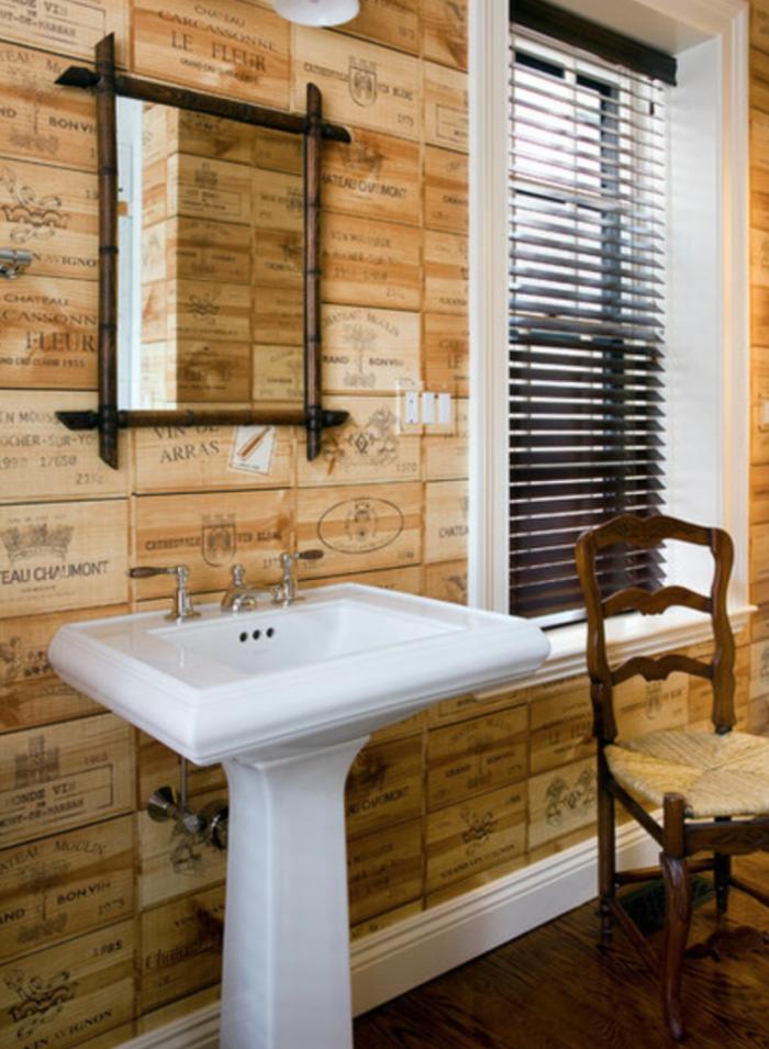 Ideas para decorar el ba o con muebles de palets for Ideas para decorar tu hogar reciclando