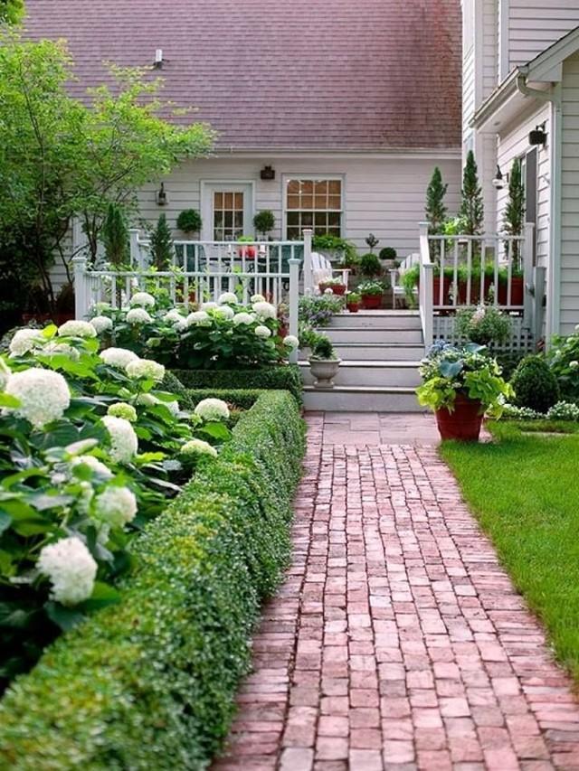 Hermosas ideas para decorar con piedras la casa ecolog a hoy - Decorar el jardin con piedras ...