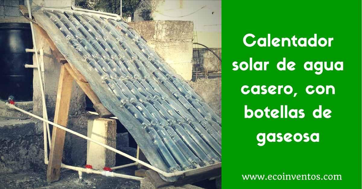 Calentador-solar-de-agua-casero-con-botellas-de-gaseosa