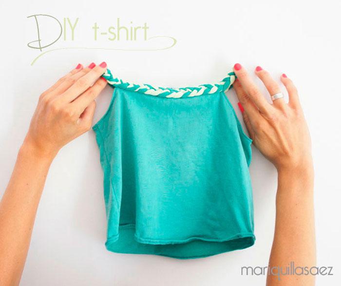 ¡Crea ropa nueva con tu ropa vieja! Busca en tu armario la ropa que ya no te pones desde hace más de un año y dale una segunda oportunidad.