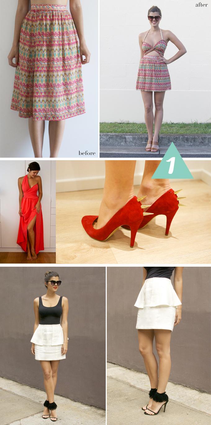 Ideas para reciclar y reutilizar ropa vieja ecolog a hoy for Ideas para disenar ropa
