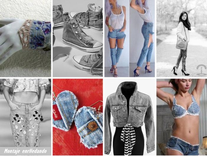 bricomoda, y tranformaciones con Jeans vaqueros2