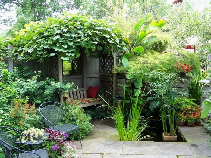 garden-backyard-design-plus-steal-outdoor-furniture-patio-design-ideas-as-well-as-rustic-deluxe-arbor