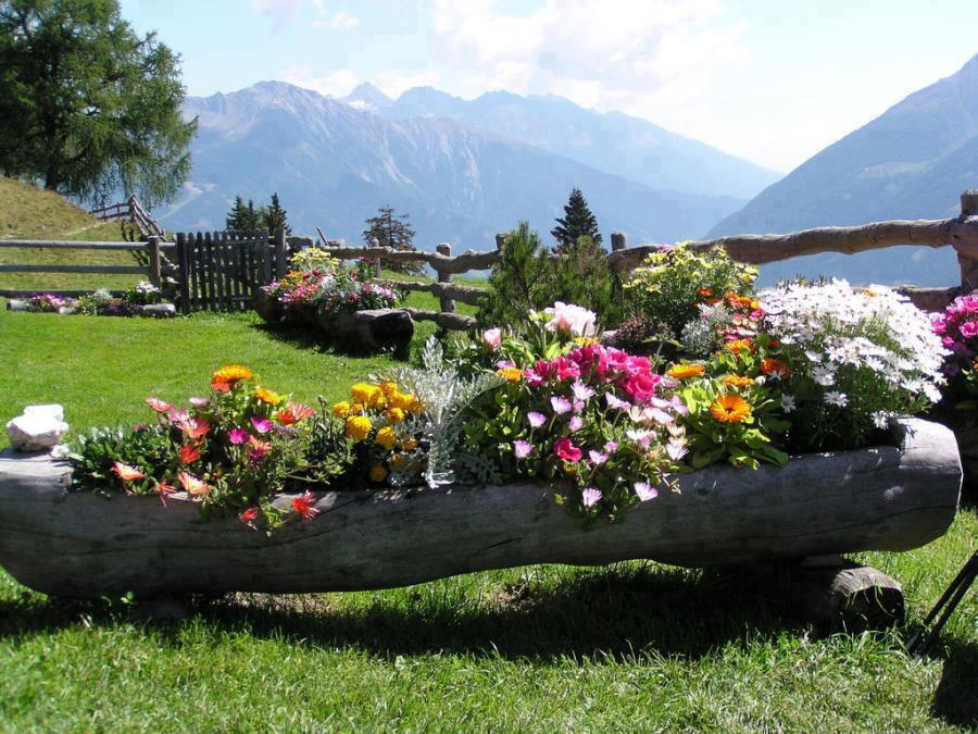 hermoso-jardin-con-flores-de-colores-en-primavera-junto-a-las-montañas-nevadas