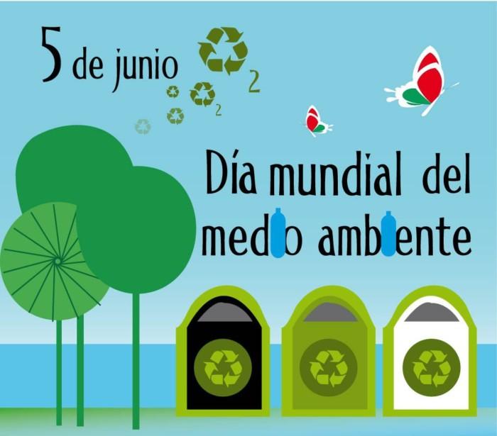 Bonitas Imágenes Para El 5 De Junio Dia Mundial Del Medio Ambiente