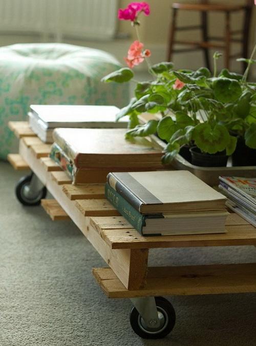 Más de 50 ideas de cómo hacer con palets muebles modernos: Ecología ...
