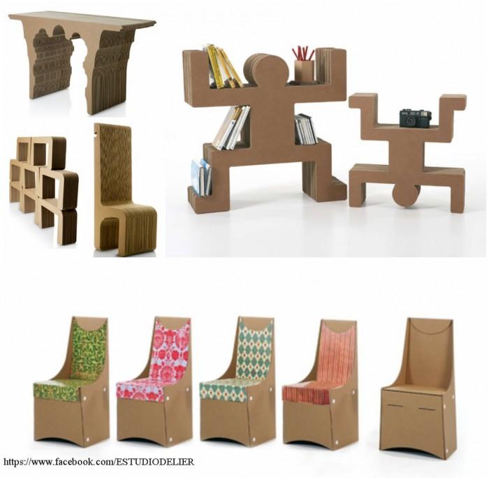 muebles-de-carton-reciclado