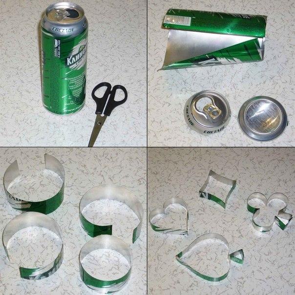 Como-hacer-moldes-para-galletas-con-latas-de-refrescos