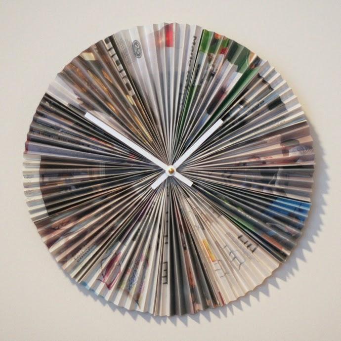 Formas de Reciclar Papel, Ideas Decorativas y Utilitarias de Reciclaje6