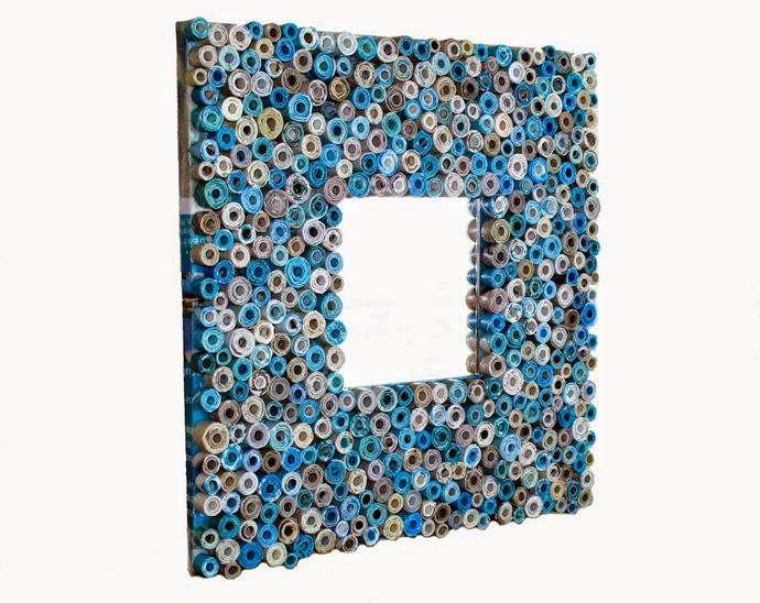 Formas de Reciclar Papel, Ideas Decorativas y Utilitarias de Reciclaje7