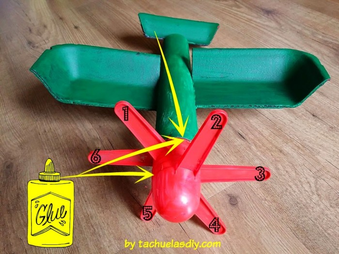 como hacer juguetes con niños con materiales reciclados diy