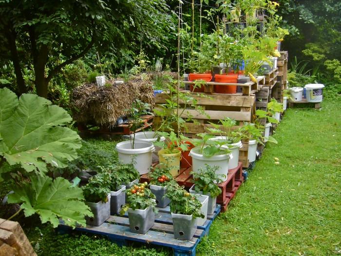 jardin-con-palets