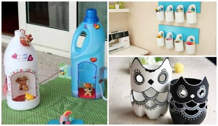 manualidades-botellas-recicladas